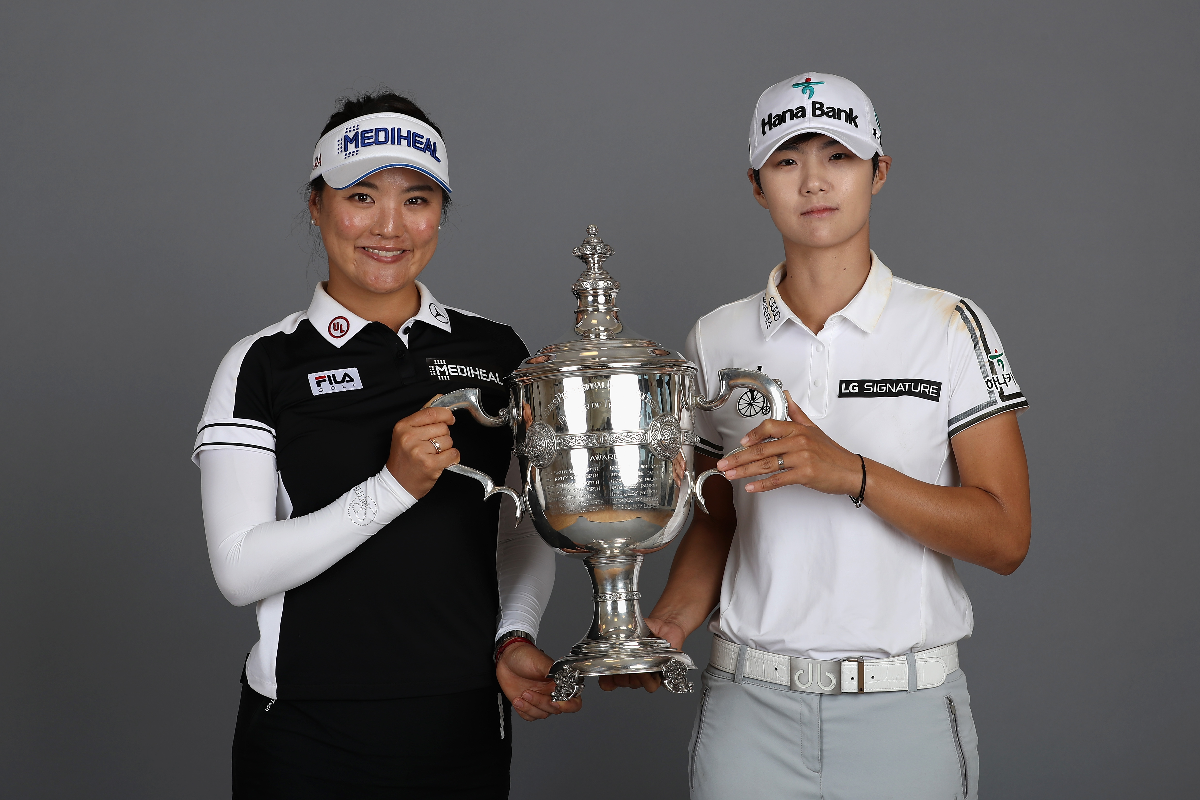 So Yeon Ryu & Sung Hyun Park: The two prettiest swings in golf!